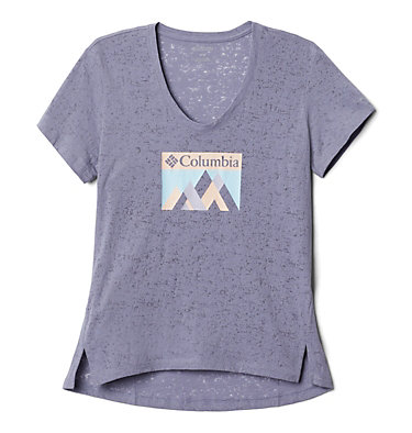 Women's Rose Summit™ Short Sleeve T-Shirt Rose Summit™ SS Tee | 557 | S, New Moon, Peak Fun, front
