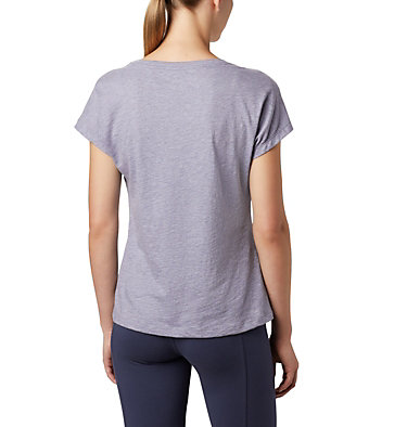 Women's High Dune™ Short Sleeve Tee High Dune™ SS Tee | 556 | M, New Moon, Take it Outside, back