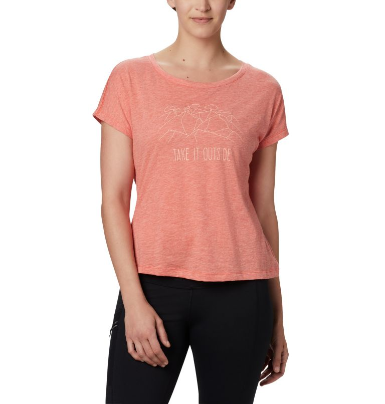 Women's High Dune™ Short Sleeve Tee Women's High Dune™ Short Sleeve Tee, front