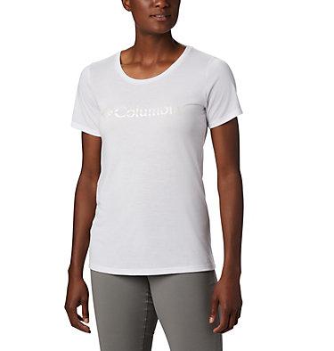 Women's Lava Lake™ II T-Shirt Lava Lake™ II SS Tee | 100 | L, White, CSC Branded, front