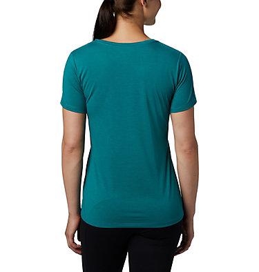 Women's Lava Lake™ II T-Shirt Lava Lake™ II SS Tee | 100 | L, Waterfall, CSC Branded, back