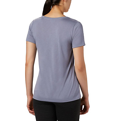 Women's Lava Lake™ II T-Shirt Lava Lake™ II SS Tee | 100 | L, New Moon, CSC Branded, back