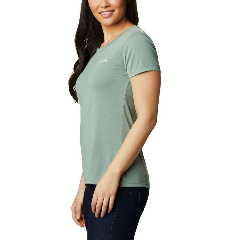 Lava Lake™ II SS Tee | 306 | L Women's Lave Lake™ II T-Shirt, Light Lichen, CSC Power Brand, a1