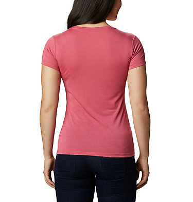 Women's Lave Lake™ II T-Shirt Lava Lake™ II SS Tee | 306 | L, Rouge Pink, CSC Power Brand, back