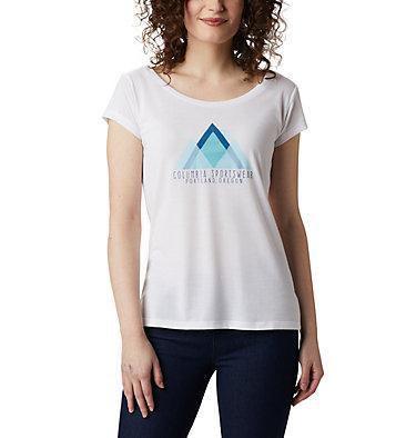 Women's Shady Grove™ T-Shirt Shady Grove™ SS Tee | 871 | L, White, Peak Performance, front