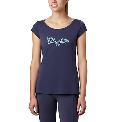 Camiseta Shady Grove™ para mujer Shady Grove™ SS Tee | 870 | L, Nocturnal, Fun Performance, front