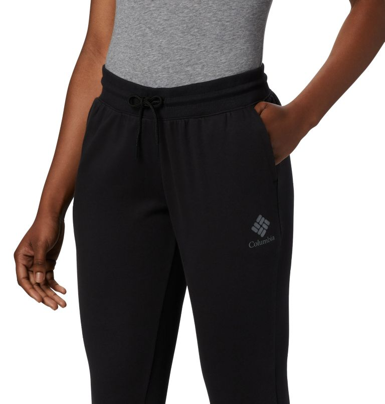 Women's Columbia™ Logo French Terry Joggers - Plus Size Women's Columbia™ Logo French Terry Joggers - Plus Size, a2