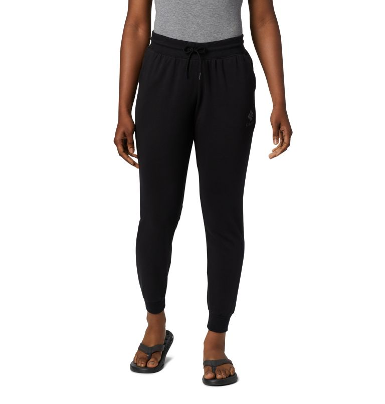 Women's Columbia™ Logo French Terry Joggers - Plus Size Women's Columbia™ Logo French Terry Joggers - Plus Size, front