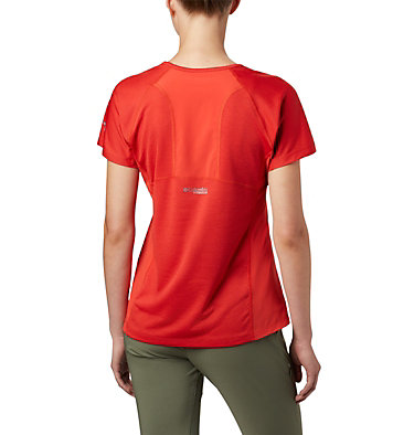 Women's Irico™ T-Shirt W Irico™ Knit SS | 031 | L, Bold Orange, back