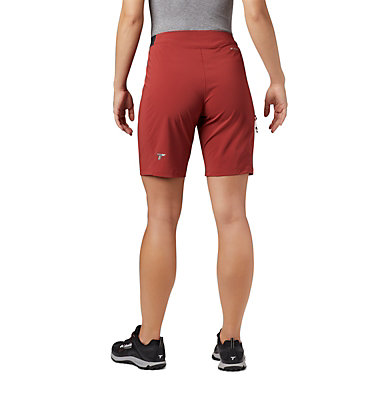 Titan Pass™ Shorts für Damen W Titan Pass™ Short | 305 | 10, Dusty Crimson, back