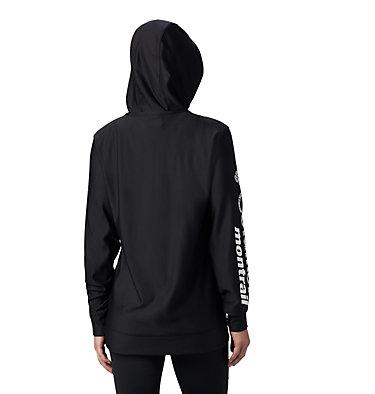 Women's Trinity Trail™ Fleece Full Zip W Trinity Trail™ Fleece Hoodie | 010 | L, Black, back