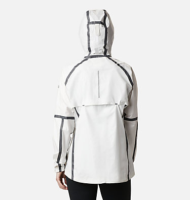 Women's OutDry Ex™ Lightweight Shell Jacket W Outdry Ex™ Lightweight Shell | 101 | L, White, back