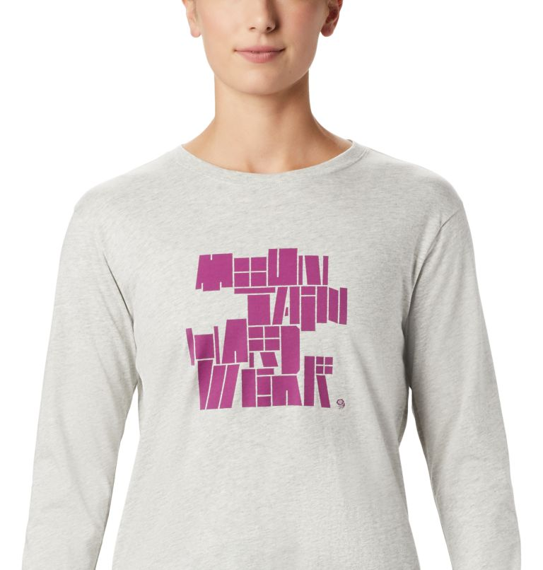 MHW/Tomomi™ Long Sleeve T | 064 | S Women's MHW/Tomomi™ Long Sleeve T-Shirt, Heather Grey, a2