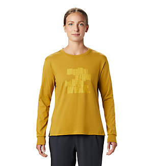 Women's MHW/Tomomi™ Long Sleeve T-Shirt