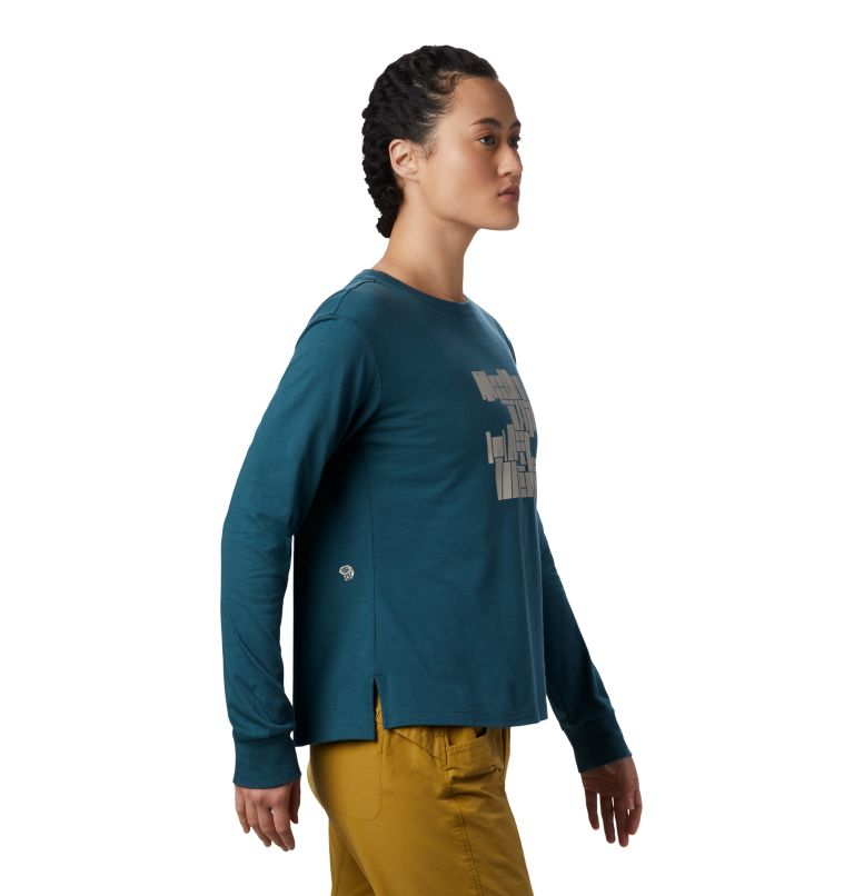 MHW/Tomomi™ Long Sleeve T | 324 | XL Women's MHW/Tomomi™ Long Sleeve T-Shirt, Icelandic, a1