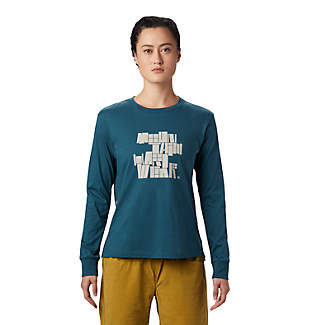 Women's MHW/Tomomi™ Long Sleeve T-Shirt