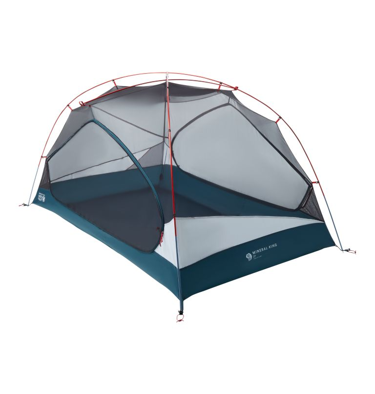 Mineral King™ 2 Tent | 063 | O/S Mineral King™ 2 Tent, Grey Ice, front