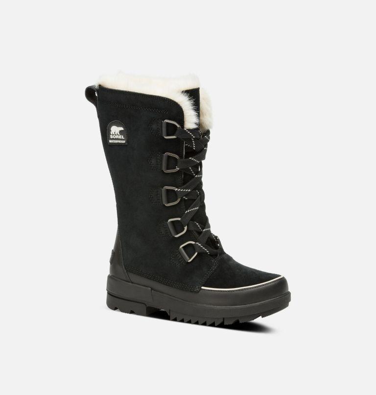 TORINO™ II TALL | 010 | 5 Women's Torino™ II Tall Boot, Black, 3/4 front