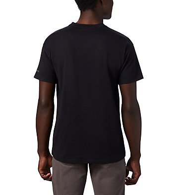 Columbia Lodge Logo™ Tee da uomo Columbia Lodge™ Logo Tee | 101 | L, Black, City Grey, back