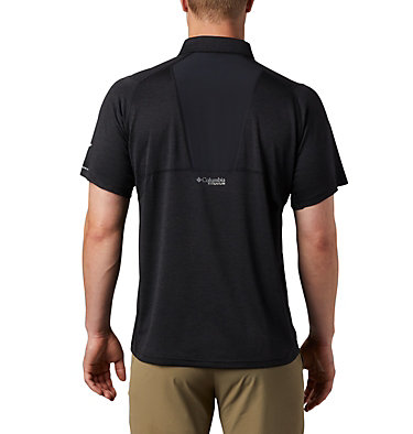 Men's Irico™ Knit Polo M Irico™ Knit Polo | 369 | L, Black, back