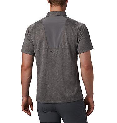 Polo en tricot Irico™ pour homme M Irico™ Knit Polo | 478 | L, City Grey, back