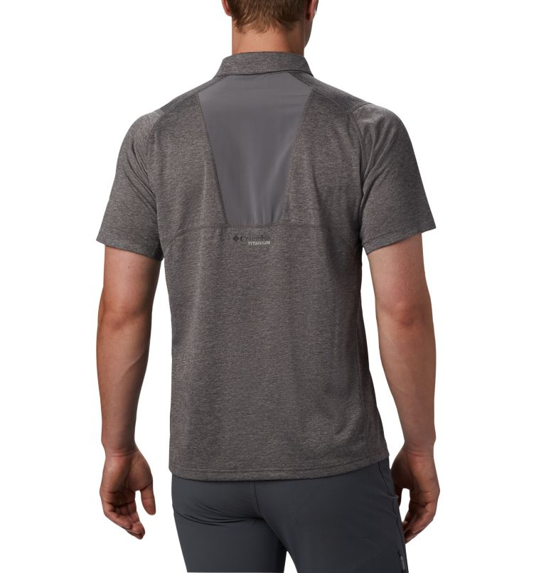 Polo en tricot Irico™ pour homme Polo en tricot Irico™ pour homme, back