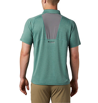 Polo Irico™ Homme M Irico™ Knit Polo | 369 | L, Thyme Green, back