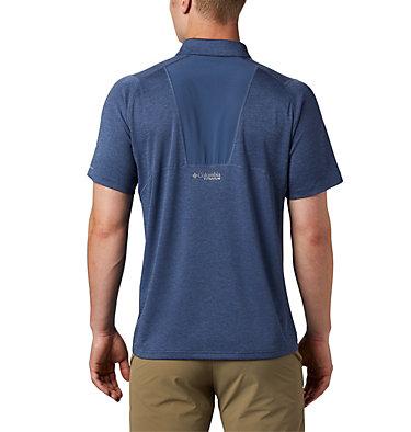 Men's Irico™ Knit Polo M Irico™ Knit Polo | 835 | L, Dark Mountain, back