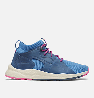 Women's SH/FT™ OutDry™ Mid Shoe SH/FT™ OUTDRY™ MID | 461 | 5, Scout Blue, Fuchsia, front