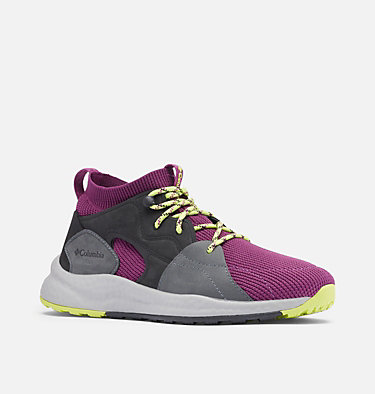 Sneaker Mid SH/FT™ OutDry™ Femme SH/FT™ OUTDRY™ MID | 461 | 5, Wild Iris, Voltage, 3/4 front