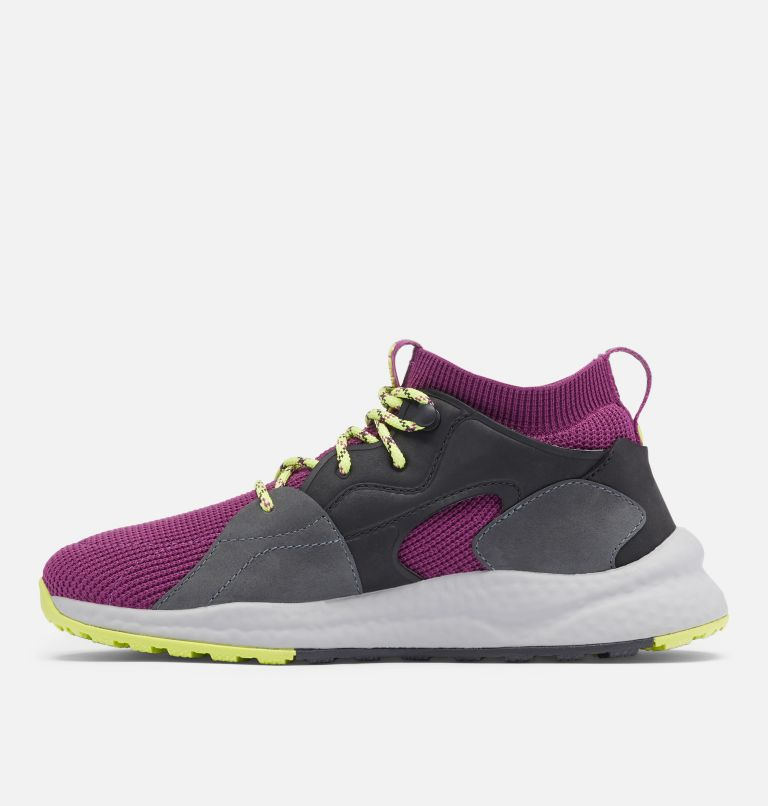 SH/FT™ OUTDRY™ MID | 594 | 8.5 Women's SH/FT™ OutDry™ Mid Shoe, Wild Iris, Voltage, medial