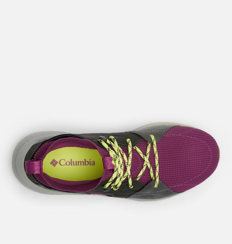 SH/FT™ OUTDRY™ MID | 594 | 8.5 Women's SH/FT™ OutDry™ Mid Shoe, Wild Iris, Voltage, top