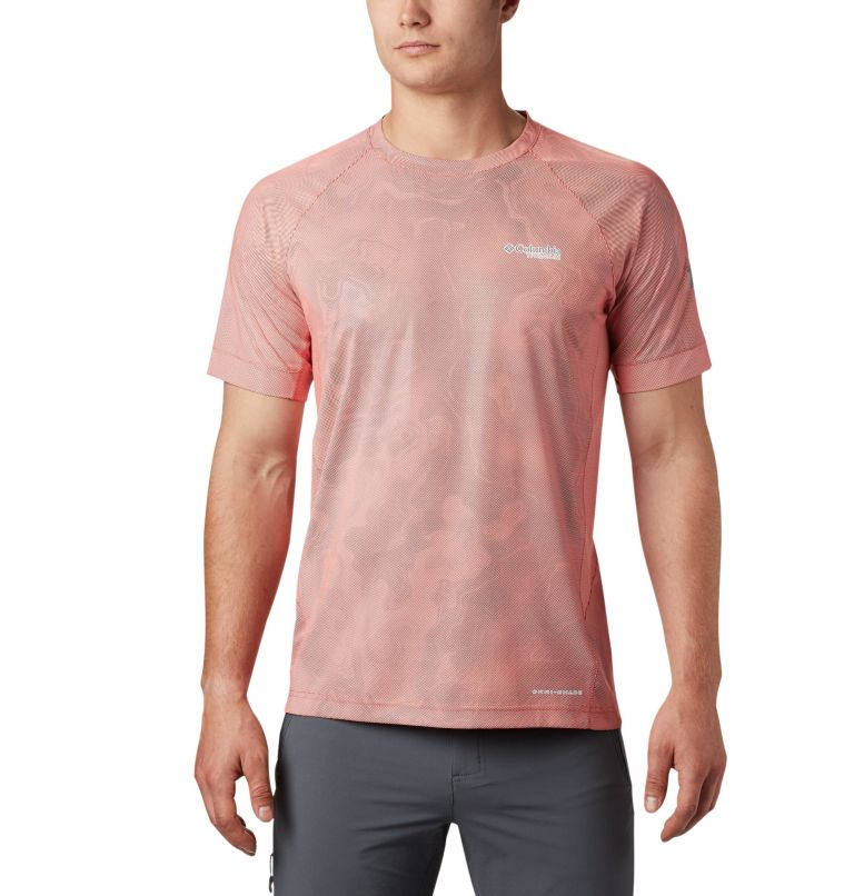 Men's Titan Pass™ Sun Deflector Tee Men's Titan Pass™ Sun Deflector Tee, front