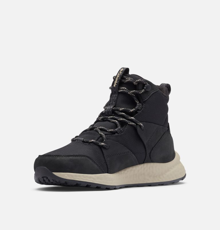 SH/FT™ OUTDRY™ BOOT | 010 | 5 Women's SH/FT™ OutDry™ Sneaker Boot, Black, Canvas Tan