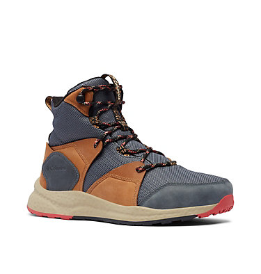 Women's SH/FT™ OutDry™ Sneaker Boot SH/FT™ OUTDRY™ BOOT | 010 | 10, Graphite, Daredevil, 3/4 front