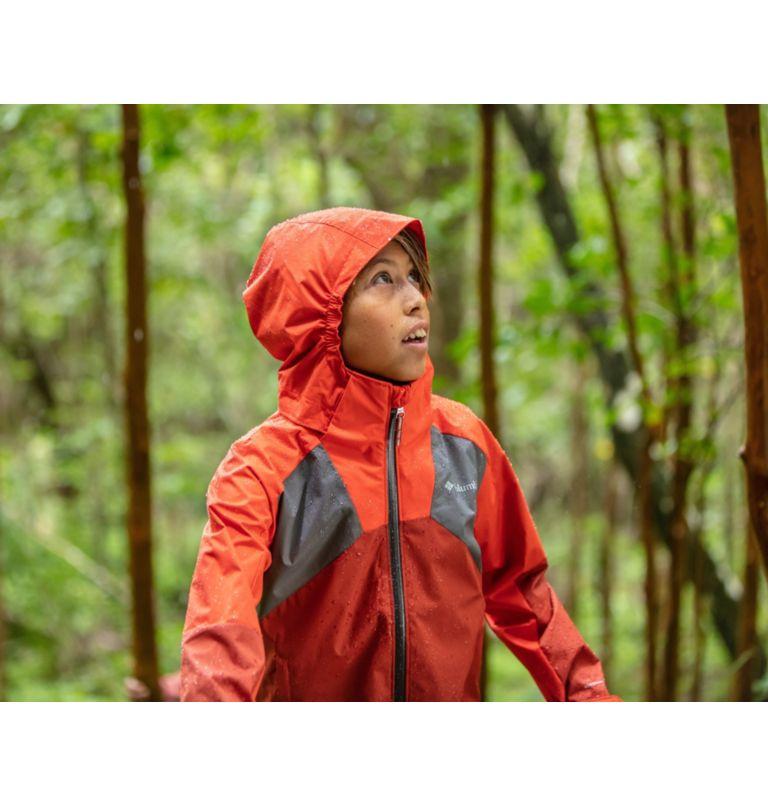 Boys' Rain Scape™ Jacket Boys' Rain Scape™ Jacket, a3