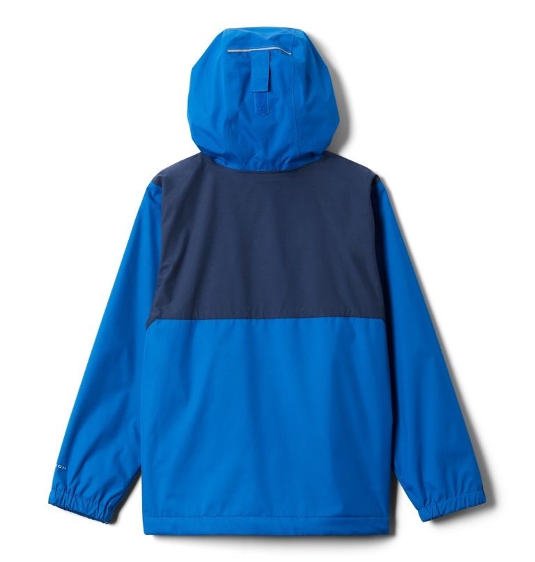 Boys' Rainy Trails™ Fleece Lined Jacket Boys' Rainy Trails™ Fleece Lined Jacket, back