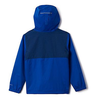 Boys' Rainy Trails™ Fleece Lined Jacket Rainy Trails™ Fleece Lined Jacket | 327 | L, Azul, Collegiate Navy, back