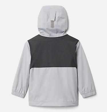 Boys' Toddler Rainy Trails™ Fleece Lined Jacket Rainy Trails™ Fleece Lined Jacket | 369 | 3T, Columbia Grey, Black Slub, back