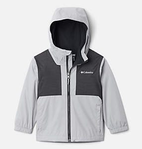 Boys' Toddler Rainy Trails™ Fleece Lined Jacket