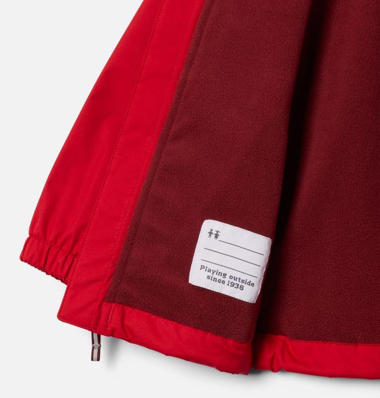Rainy Trails™ Fleece Lined Jacket | 613 | 2T Boys' Toddler Rainy Trails™ Fleece Lined Jacket, Mountain Red, a1