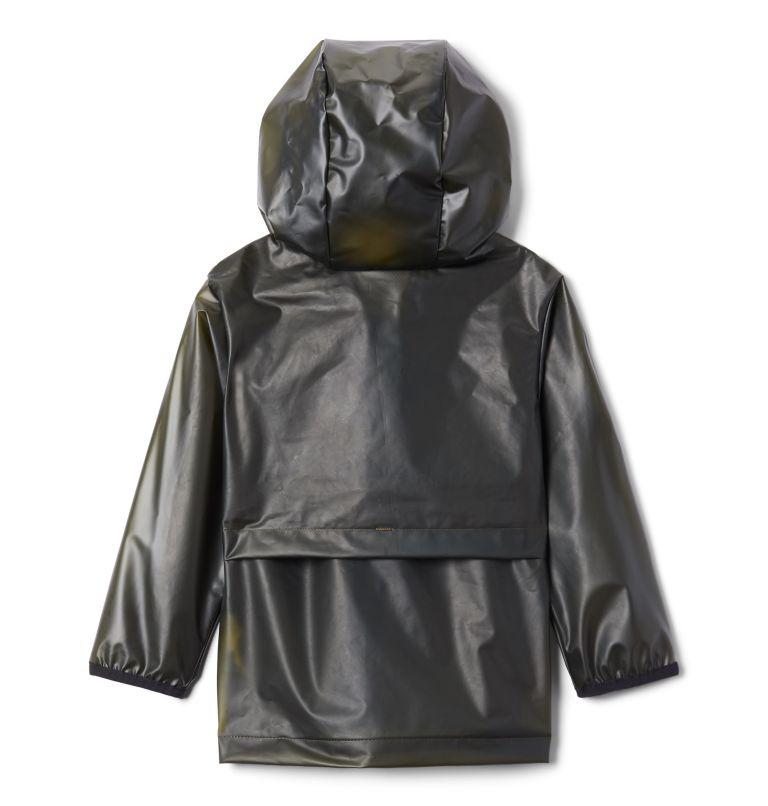 Toddler Translucent Trail™ Rain Slicker Toddler Translucent Trail™ Rain Slicker, back