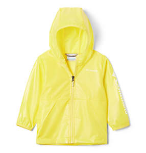 Toddler Translucent Trail™ Rain Slicker