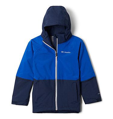 Kids' Evolution Valley™ Jacket Evolution Valley™ Jacket   305   L, Azul, Collegiate Navy, front