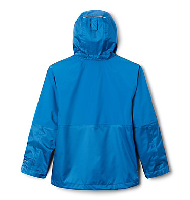 Kids' Evolution Valley™ Jacket Evolution Valley™ Jacket | 440 | L, Dark Pool, back