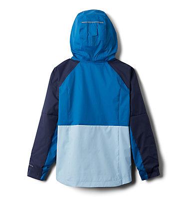 Girls' Rain Scape™ Jacket Rain Scape™ Jacket | 467 | L, Nocturnal, Spring Blue, back