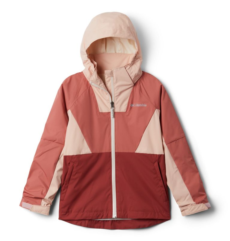 Girls' Rain Scape™ Jacket Girls' Rain Scape™ Jacket, front