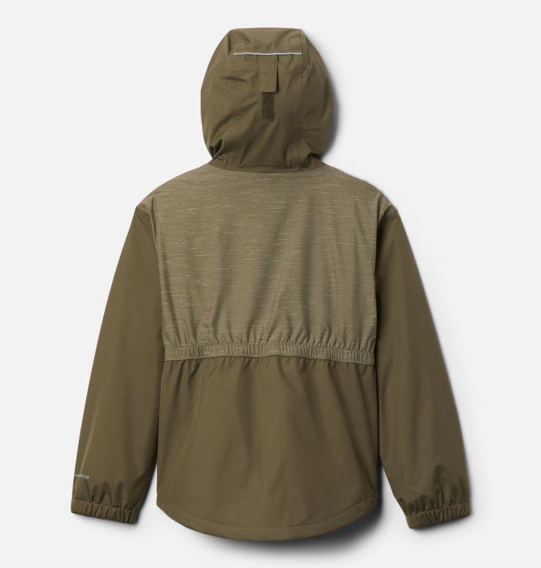 Manteau doublé de laine polaire Rainy Trails pour fille Manteau doublé de laine polaire Rainy Trails pour fille, back