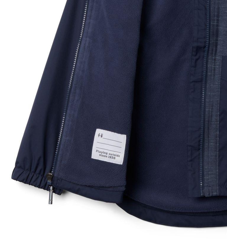 Manteau doublé de laine polaire Rainy Trails pour fille Manteau doublé de laine polaire Rainy Trails pour fille, a1