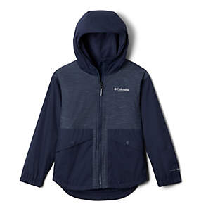 Girls' Rainy Trails™ Fleece Lined Jacket